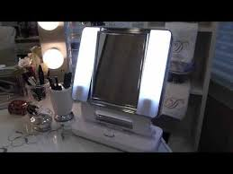 mirror mirror that s 2 for me love them both as you will see ottlite vanity hollywood review you