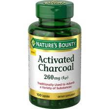 Nature's Bounty <b>Activated Charcoal</b>, <b>260mg</b> - 100 ct | Rite Aid
