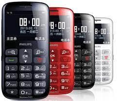 Philips X2560 vs. Sony Ericsson W62S ...
