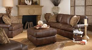 Brown Leather Living Room Furniture Living Room Sets Images Leather