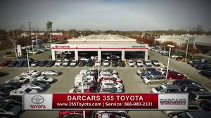 DARCARS 355 Toyota of Rockville Service Center - YouTube