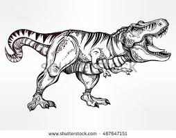 Small Picture Tyrannosaurus rex Stock Images Royalty Free Images Vectors