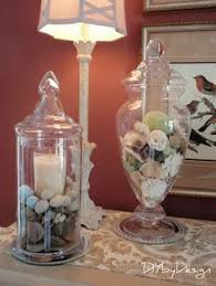 Apothecary Jars Decorating Ideas Pretty ideas for apothecary jars Apothecaries Jar and Floral 41