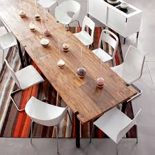 Remarkable Rustic Modern Dining Room Table Rustic Modern Dining Modern Rustic Dining Furniture