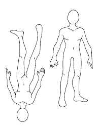 Human Body Drawing For Kids Sawmillcontracting Co