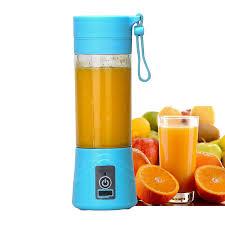 Hemiza <b>Portable Multifunction Mini</b> Electric Juicer Blender 380ml ...