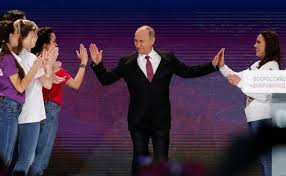Image result for the run up to Russia's presidential election