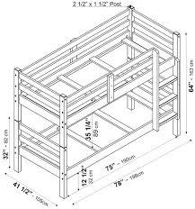 bunk bed mattress sizes. Sizes Of Bunk Beds Bed Mattress E