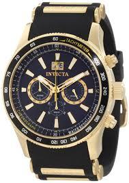 men s aviator watches webnuggetz com invicta men s 1237 aviator chronograph blue dial black polyurethane watch
