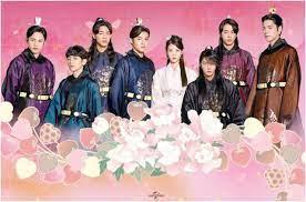 麗 花 萌 ゆる 8 人 の 皇子 たち