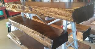 various sizes and wood selections in stock come out and visit us if you don t see it we ll do our best to make it for you