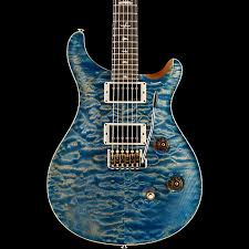 PRS Wood Library Custom 24 Quilted Maple 10 Top Electric Guitar ... &  Adamdwight.com
