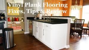 Best Vinyl Plank Flooring For Kitchen Vinyl Plank Flooring Review Youtube