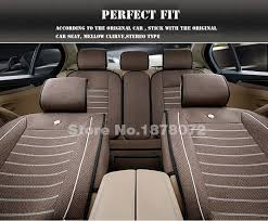 quality linen universal car seat covers