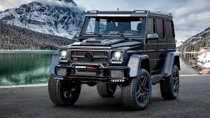 The 2020 mercedes g wagon belongs to a technology that began with the 2018 mannequin yr. Mercedes Benz Takes Us Truckin With The 2020 Brabus G Wagon John Sisson Motors