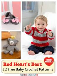 Red Heart Free Crochet Patterns