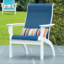 Telescope Casual Adirondack MGP Sling Lounge Chair Outdoor