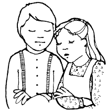 Small Picture Family Praying Coloring Page Coloring Coloring Pages