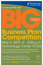 Best Academic Planner For College Students Students Compete For Best Business Plan Northern Essex