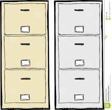 file cabinets clip art. Simple Art Filing Cabinet Illustration Stock Vector In File Cabinets Clip Art