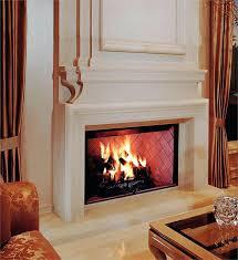 Fmi Fireplaces C42 Craftsman 42 Wood Burning Fireplace With Choice Fmi Fireplaces