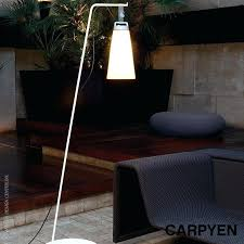 floor lamps outdoor floor lamps for patio full image crate and