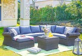 custimized outdoor patio furniture set