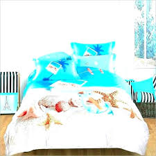 beach bedspread sets coastal childrens bedrooms decorations