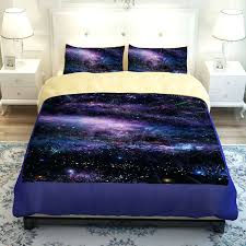 full size of popular amazing galaxy space bedding navy blue quilt bedclothes duvet cover twin full