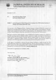 Sample Cover Letter For Funding Application Choice Image - Letter ...