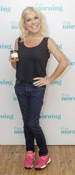 Tina Malone 53 shows off her slimline size 6 shape as she.