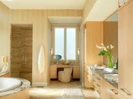 Contemporary Master Bathroom BeckAllen Cabinetry - Contemporary master bathrooms