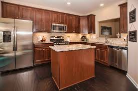 Kitchen Snack Bar Featured Home Ryan Homes Highlights New Ranch Design
