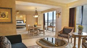 Tower Premier Suite Luxor Hotel  Casino - Mgm signature 2 bedroom suite floor plan