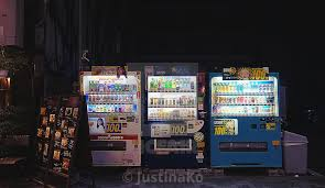 Vending Machine License Beauteous Vending Machines In Japan License For £4848 On Picfair