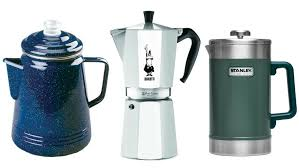 I take a look at how you can make a great cup of coffee using a stovetop espresso maker, or sometimes called a moka pot. The Camping Coffee Makers You Need To Bring To The Campsite