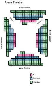 The Arena Theater Houston Tx Seating Chart Arena Theater Seating Chart Theatre In Houston