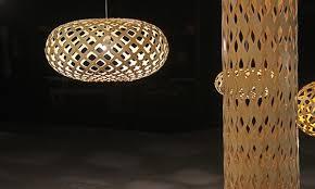 david trubridge lighting. David Trubridge - Kina Lighting T