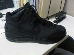 lebron 7 for sale. nike air max lebron vii 7 8220all black everything8221 jayz pe lebron for sale e
