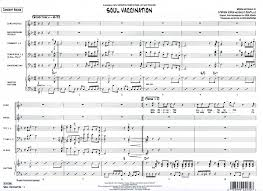 Soul Vaccination Drum Chart Soul Vaccination Jazz Combo Small Ensembles Vocal Solo