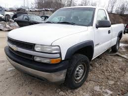 2001 Chevrolet Silverado 2500 Quality Used OEM Replacement Parts ...