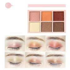 details about new women cosmetic make up eye shadow shimmer eyeshadow palette wt88