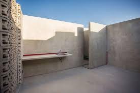 Enduit Ciment Blanc Exterieur Ext C3 A9rieur Douche Exterieure Murs Beton