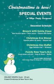 christmas event flyers templates christmas flyer christmas flyer templates musthavemenus