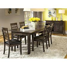 gray dining room table. Grey Dining Room Furniture. Amazon.com: A-america Bristol Point 132\\ Gray Table T