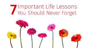 7 Important Life Lessons To Never Forget Isha Sadhguru