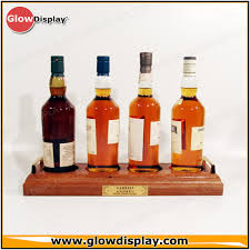 Classic Malts Display Stand Images of wholesale wood classic malt whisky bottle glorifier bar 5