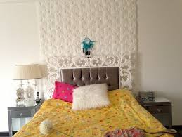 Where To Put Dream Catchers Above the headboard 3