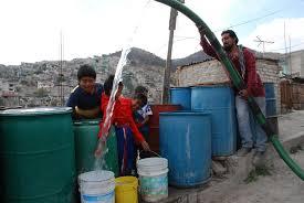 Resultado de imagen para el problema del agua en mexico