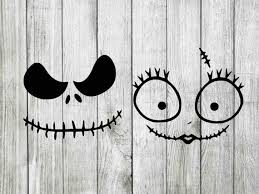 Then why not check out this amazing range of christmas themed gift. Jack And Sally Svg A Nightmare Before Christmas Svg Cutting Etsy